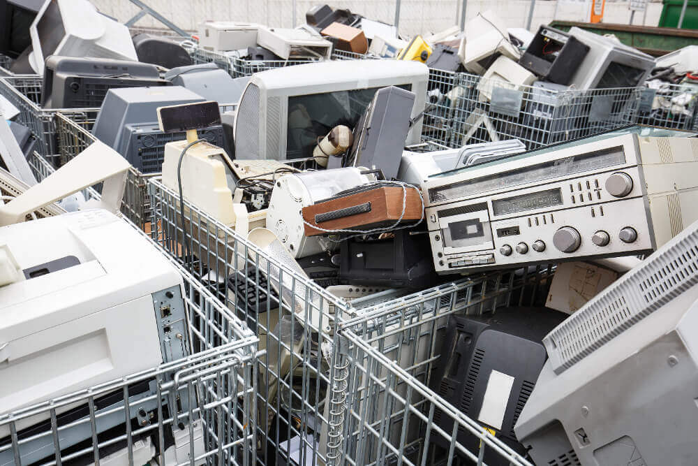 The Growing Problem of E-Waste